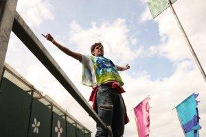 Alan Morrissey atop the Lats @ Lat